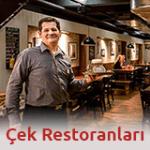 cek restoranları cekturk