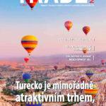 TRADE NEWS DERGİSİ, KASIM AYI SAYISINDA TÜRKİYE'Yİ TANITIYOR!