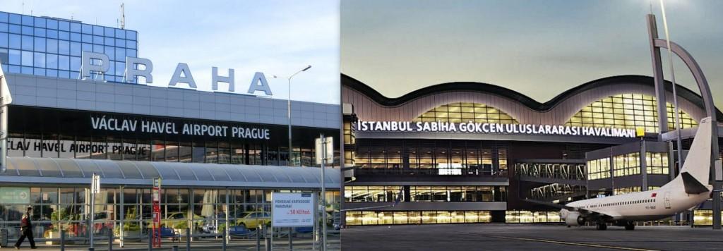 İSTANBUL-PRAG ARASI YENİ BİR UÇUŞ ALTERNATİFİ