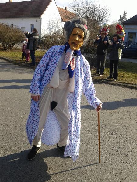152. Geleneksel Milevsko Maskeli Karnavalı