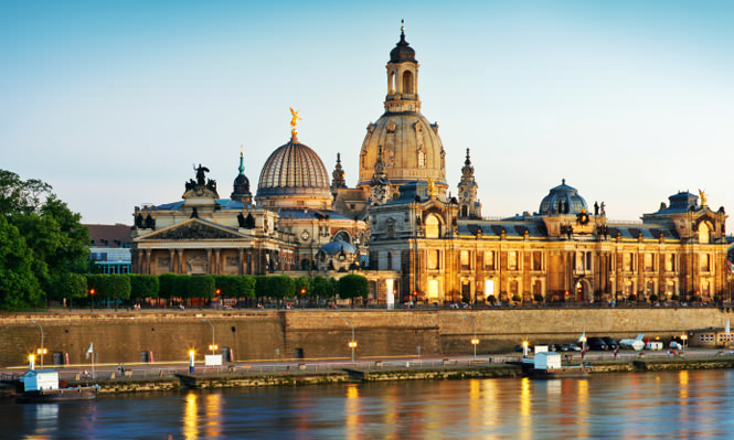 Prag Dresden Turu