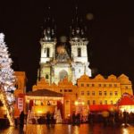 Çek Cumhuriyeti'nde Christmas Eve
