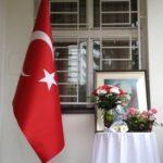 Prag Türk Konsolosluğu 10 Kasım Töreni