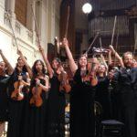 Türkiye Gençlik Filarmoni Orkestrası Prag'da