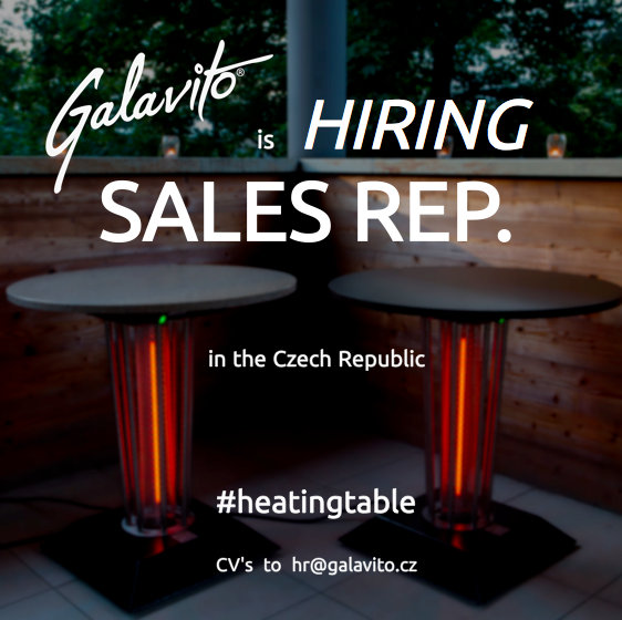 GALAVITO IS HIRING IN THE CZECH REPUBLIC.