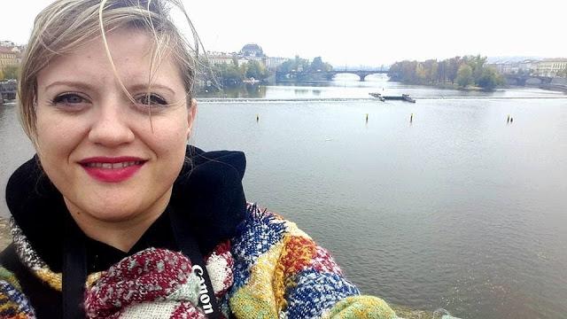 Prag'a ve ÇekTürk Ailemize Sefalar Getiren: Nilay Aygün İçli