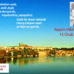 Nazım Hikmet Ran ve Prag