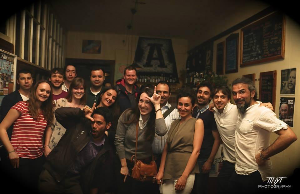 Sosyal ve kültürel etkinliklerimize ücretsiz olarak katılabilirsiniz. Türk Filmi Geceleri, Prag.