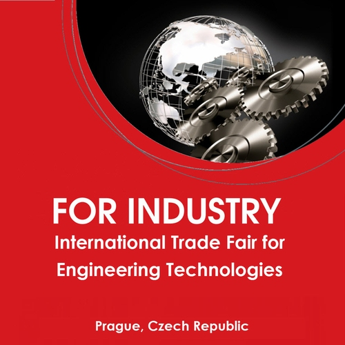 BE PART OF THE HUGE INDUSTRIAL TRADE FAIR IN PRAGUE, MAY 2016