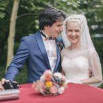 Prag'da Romantik Düğün: Cemile & Arda