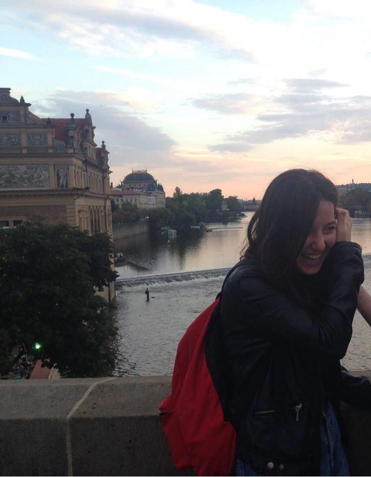 Prag'da İlk Günlerim