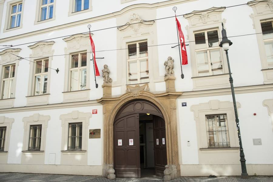 Anglo-American University Prague