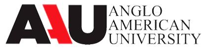 Logo Anglo-American University Prague