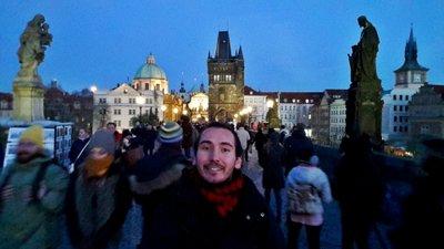 Prag'da Erasmus ve İlk Haftam