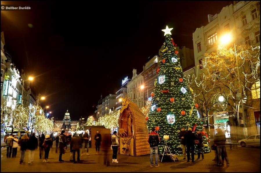 PRAG CHRISTMAS MARKETLERİ