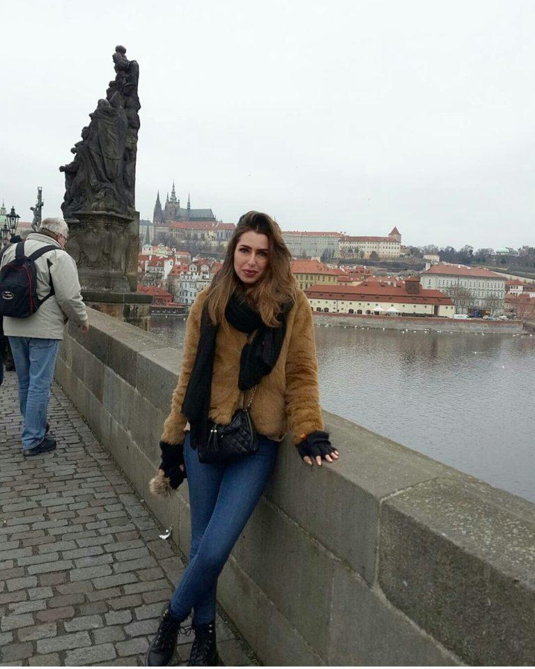 Edebiyat ve Kafka Aşkı ile Sezin Prag'da