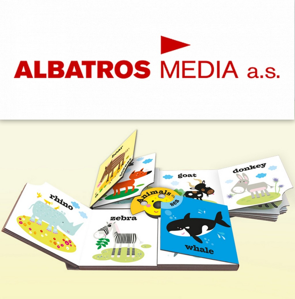 CZECH BIGGEST PUBLISHING HOUSE ALBATROS MEDIA IS LOOKING FOR PARTNERS IN TURKEY