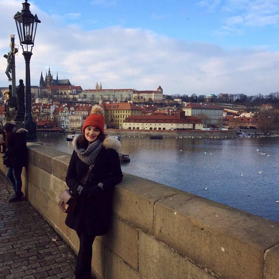 Ahoj Prag ! / Merhaba Prag!