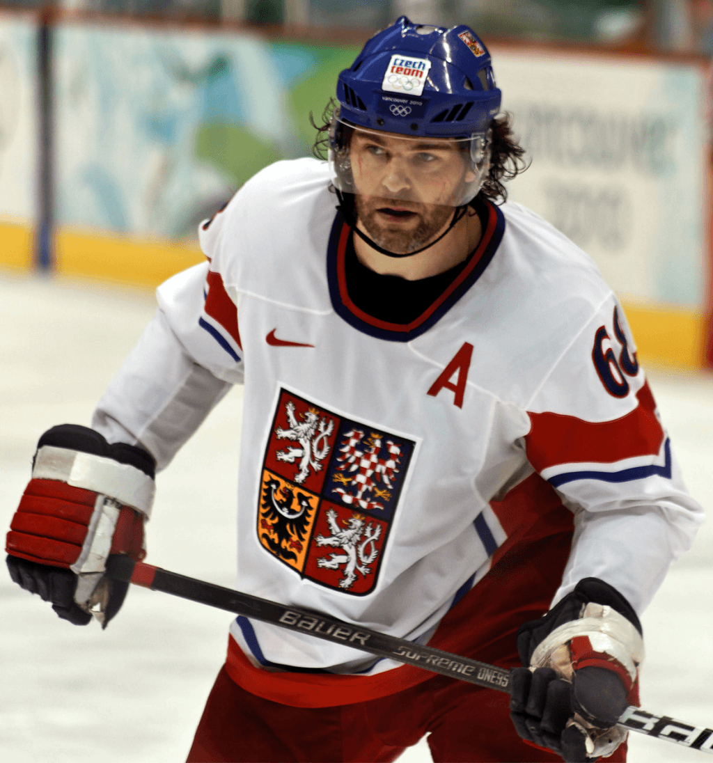 Çekler'in Buz Hokeji Çılgınlığı
