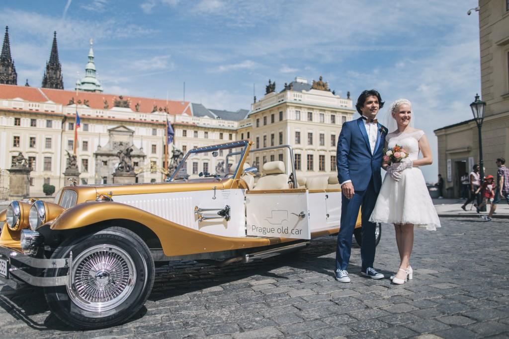 Romantik Prag'da Balayı