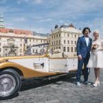 Romantik Prag'da Büyülü Balayı