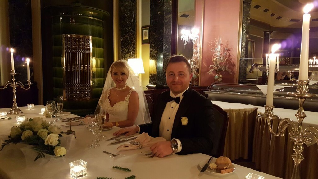 Turkish Wedding in Prague and Happy Ending