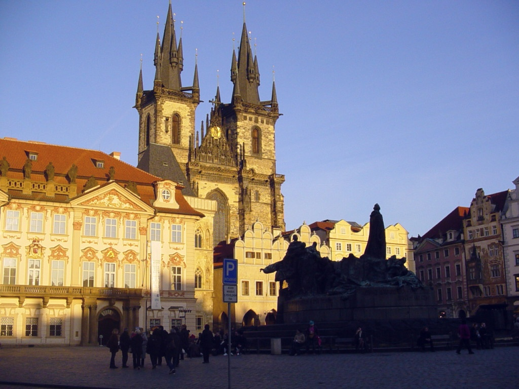 Ece'nin Prag Gezi Listesi