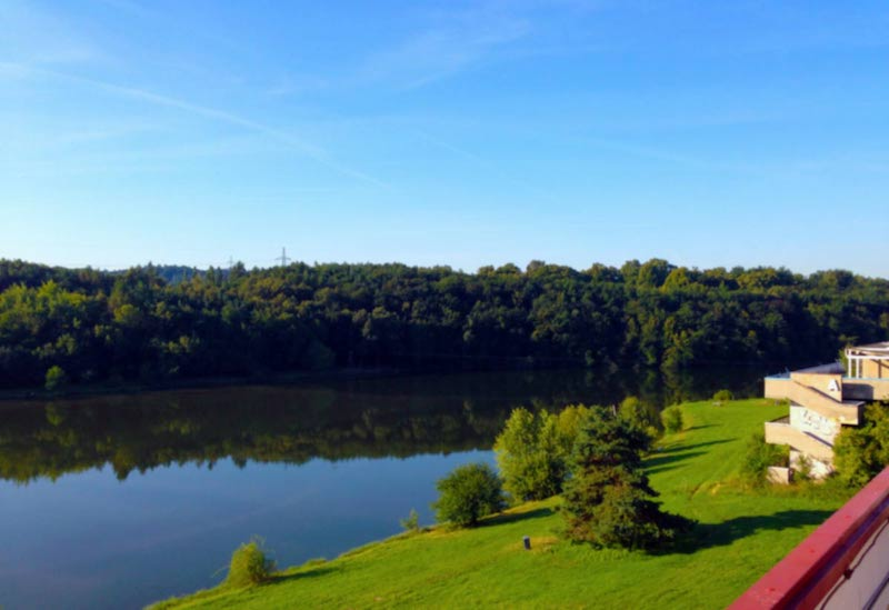 5 Lakes For Swimming In Prague
