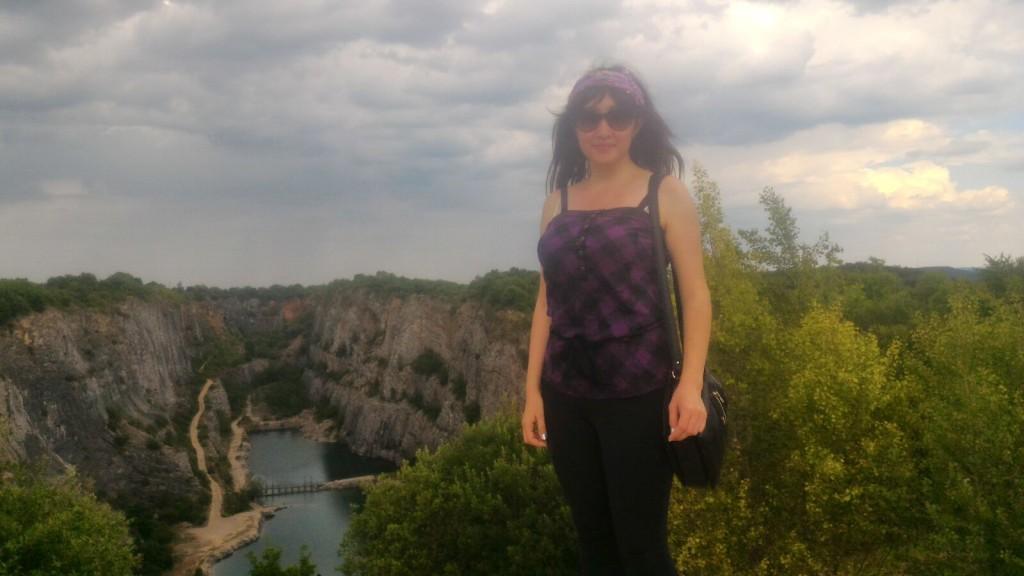 Velká Amerika Kanyonu: Çekya'da Bir Cennet