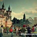 İstanbullu Gelin Dizisi Prag'da