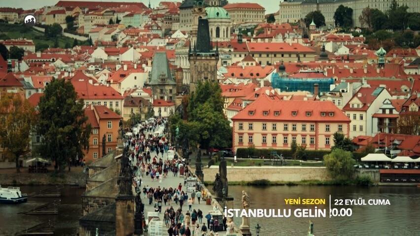 İSTANBULLU GELİN DİZİSİ PRAG'DA – 2