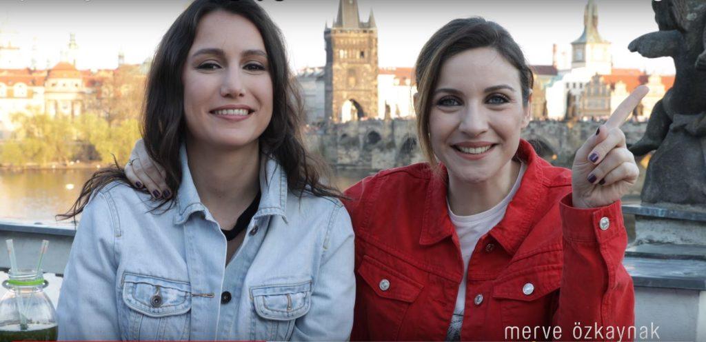Türk Youtuberlar Prag'da