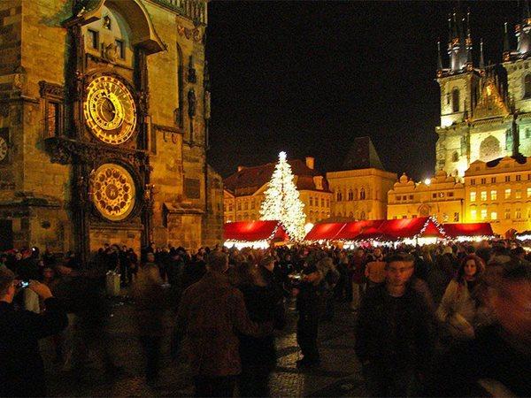 PRAG CHRISTMAS MARKETLERİ AÇILIYOR!