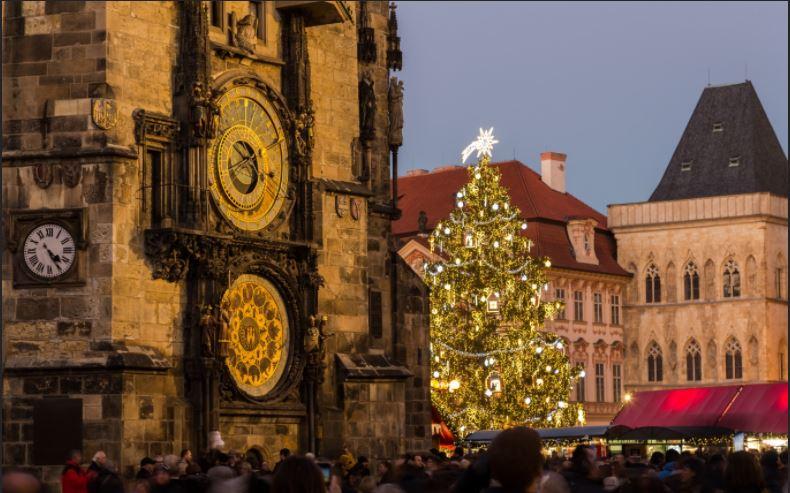 Prag'da Yılbaşı ve Yapılacaklar Listesi