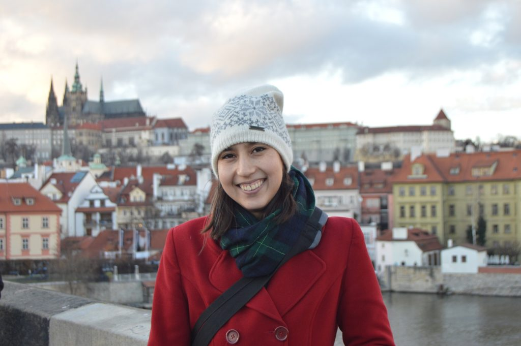 Ebru Classes in Prague with Sevil Başaran and Her Story