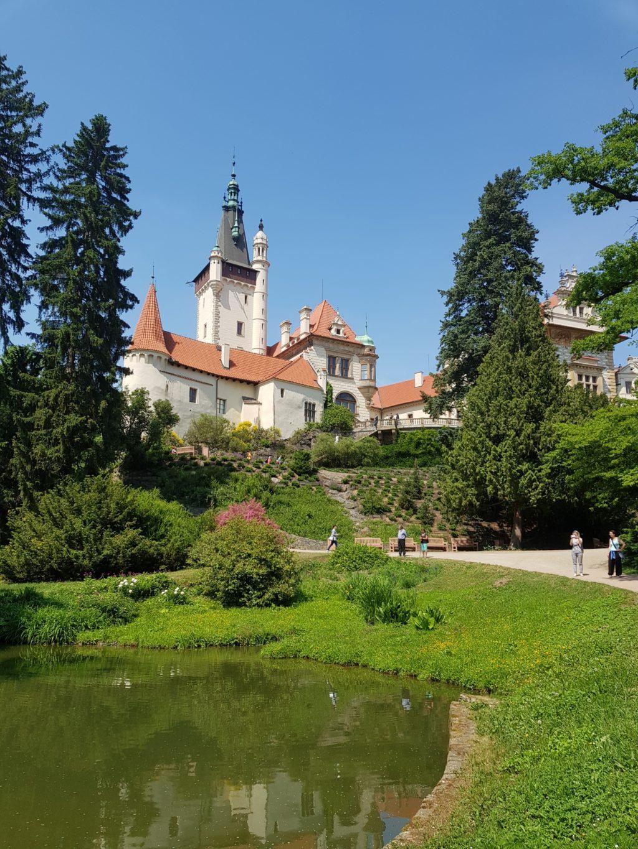 Çekya'da Bir Unesco Parkı: Průhonice Parkı