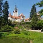 Pruhonice Parkı: Çekya'da UNESCO Parkı