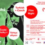Prag'da Ücretsiz Türk – Çek Film Gecesi, 15.6.2018