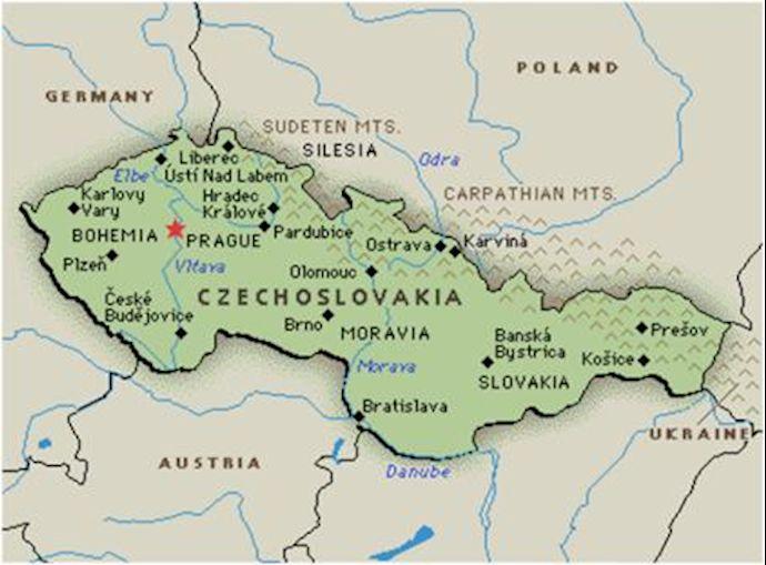 Çekoslovakya 100. Yıl Kutlamaları 28.10.2018
