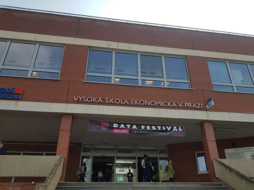 Prag Ekonomi Üniversitesi Kampüs Ziyaretimiz
