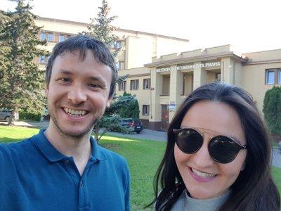 Metropolitan Üniversitesi Prag Ziyaretimiz