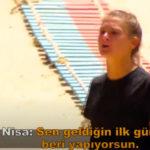 Survivor Nisa Çekçe Konuşuyor